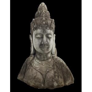 Sculpture pierre de Bali -...
