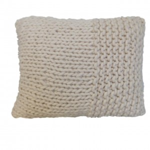 Coussin rectangulaire Point...