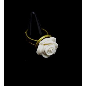 Bague Petite rose prodigieuse