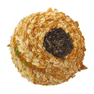 Sphère fleurs : Fleurs du...