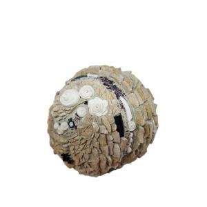 Sphère fleurs : Petite...
