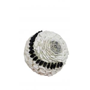 Sphère fleurs : Petite fleur
