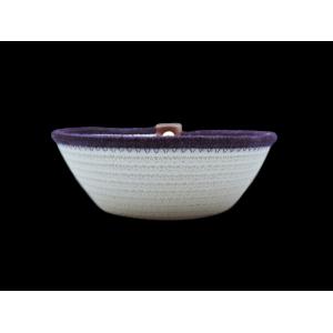 La coupelle - violet