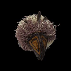 Masque chamanique - Oiseau...
