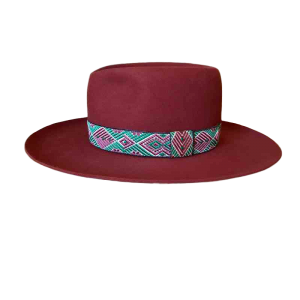 Chapeau Fedora - Terracotta