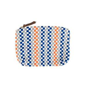 Pochette Dam Dam - Bleu orange