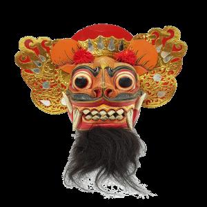 Masque Barong Bali
